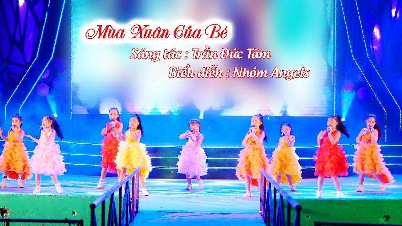 Mùa xuân của bé Remix - HKP Angels