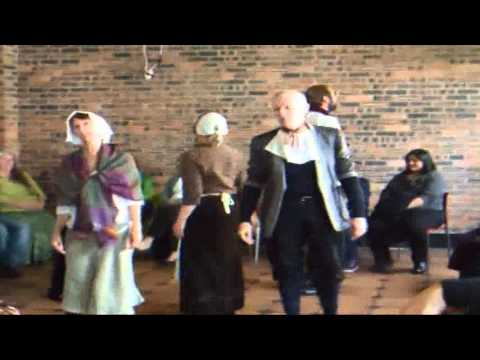 Laid Siege - a play about Sheffield Castle