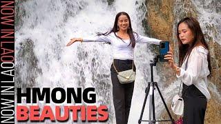 Beautiful Hmong Girls of Xaysomboun Laos   Now in Lao