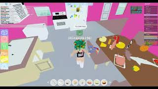 HOW TO COOK FOODS AND MORE ROBLOXIA NEIGHBORHOOD