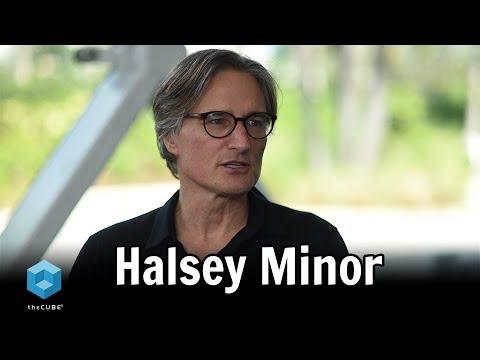 Halsey Minor, VideoCoin | Polycon 2018