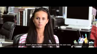 Svetlana Sokur - Feedback after internship Dubai 2013