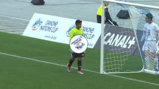USA vs Netherlands - Ranking match 21/22 - Highlight - Danone Nations Cup 2016