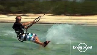 Kitesurfing in Madagascar - Lonely Planet travel video