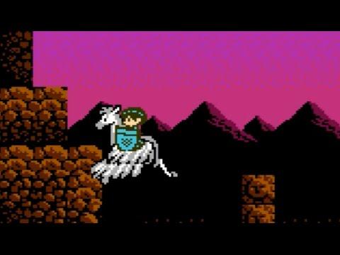 The Battle of Olympus (NES) Playthrough - NintendoComplete