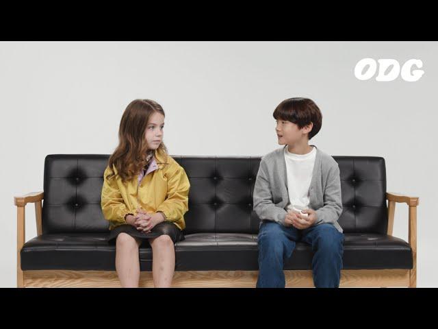 I Will Teach You Korean I ODG