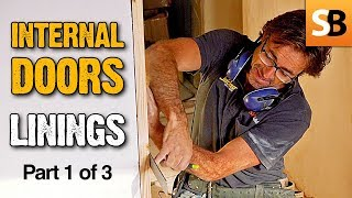 How to Fit Door Frame Lining - Fitting Tricks