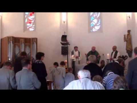 Baltrum St.Nikolaus Orgelweihe 2012