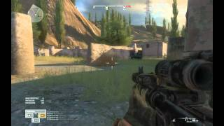 Operation Flashpoint Red River Multiplayer PC gameplay [720p]