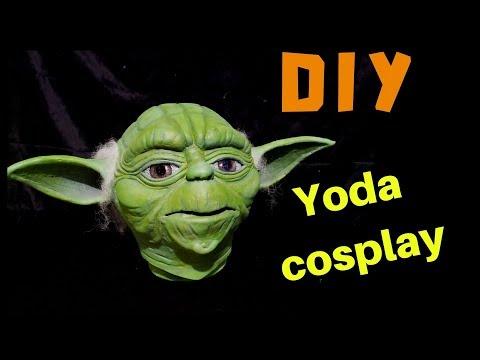 Yoda Cosplay DIY