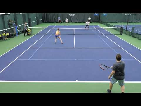 Cardio Tennis Games: Intense