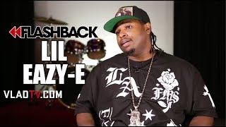 Flashback: Lil Eazy E on Seeing Suge in Jail & Meeting Up to Talk About His Dad