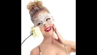 Карнавальная маска за $ 0.41 с Aliexpress Обзор Посылка из Китая