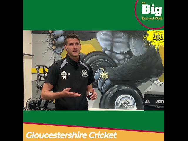 Gloucestershire Cricket Supports CLF Big Run and Walk