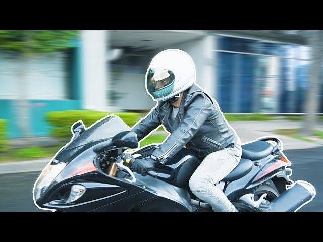 Me Compré una moto QUE HUMILLA FERRARIS! Hayabusa 🔥