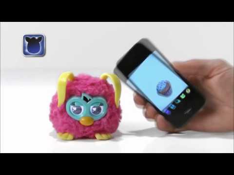 Интерактивная мягкая игрушка Furby Boom Hasbro Ферби Бум по .