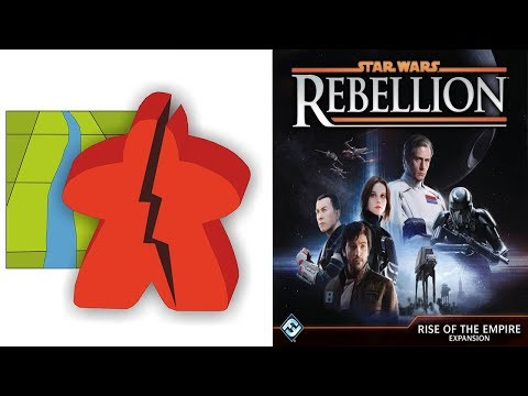 The Broken Meeple Star Wars: Rise Of The Empire Review