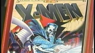 2000 JULY 28 THE CORE TV NEWS FEATURE X MEN MOVIE