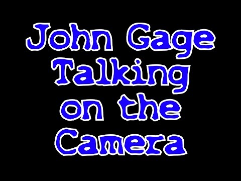 Talking On The Camera 11/01/2014 - Technology, Gaming, Music, Religion