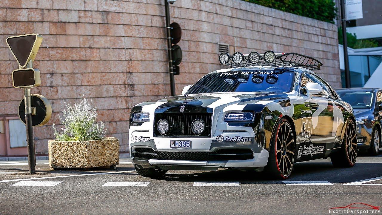Jon Olsson S 810hp George The Rolls Rolls Royce Wraith W