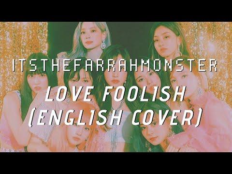 [ENGLISH COVER] TWICE (트와이스) - Love Foolish