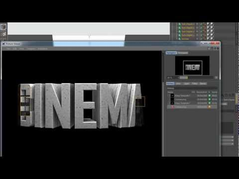 Speed Art 2 – Cinema Wallpaper