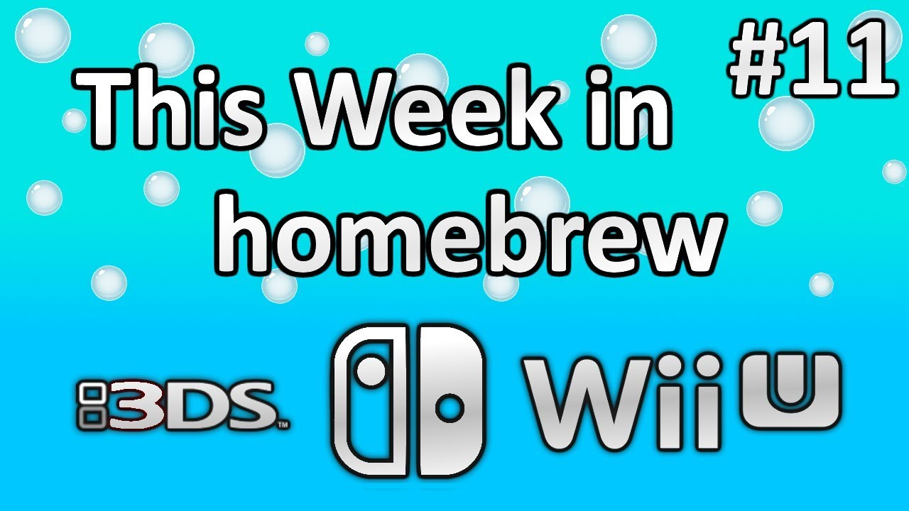 This Week In Homebrew #11: Switch Blue Screen Oops? USBLoaderGX