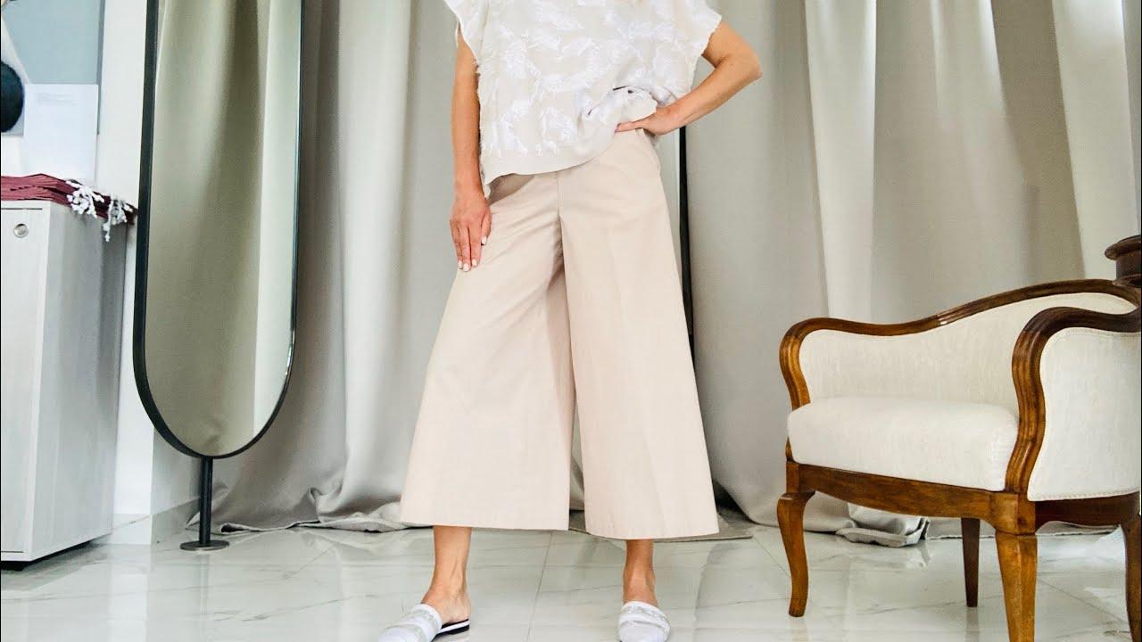 модные брюки: как меня переодели Лариса и Елена