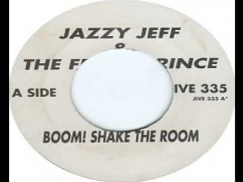 Jazzy Jeff And Fresh Prince   Boom! Shake The Room Single Version 1993