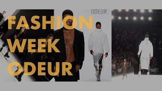 OPENING - Fashion Week Show for ODEUR Studios | BOUYA