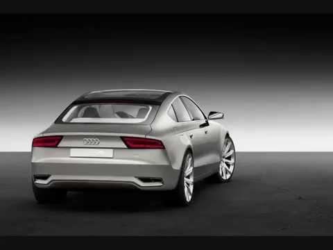 Audi Sportback Concept NAIAS 2009