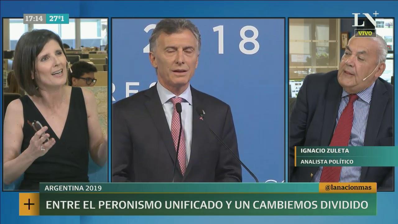 Argentina 2019: entre el peronismo unificado y un cambiemos dividido +Info