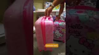 Kids Luggage(Cartoon)  Fast response 👇  www.wasap.my/60169787638/Kidsluggage