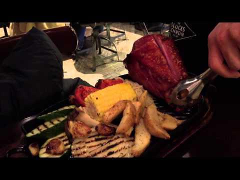 Hippie Korea – Wurst & SchweinsHaxe in Korea – Glückschwein (Oh yeah~eating like a German in Seoul)