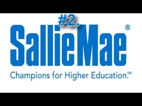 Top Education loan Providers in United States (US) #2 Sallie Mae