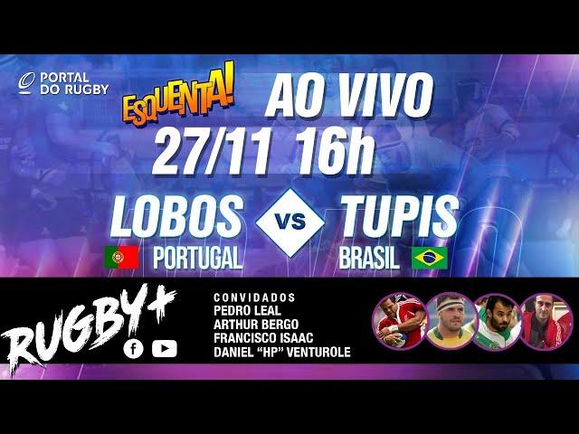 Rugby + prévia de Brasil e Portugal, com Arthur Bergo e Pedro Leal!