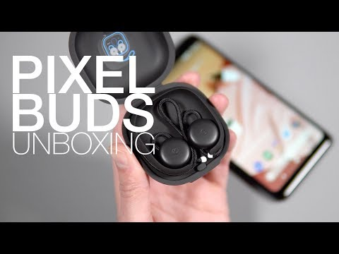 Pixel Buds Unboxing and Tour!