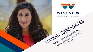 Candid Candidates: Shireen Ghorbani