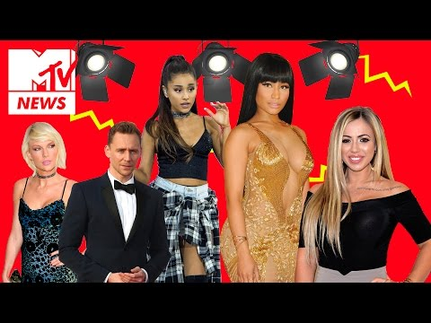 Ariana Grande & Nicki Minaj's VMA Performance & Holly Hagan's Belfie | MTV News