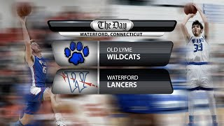 Old Lyme at Waterford boys