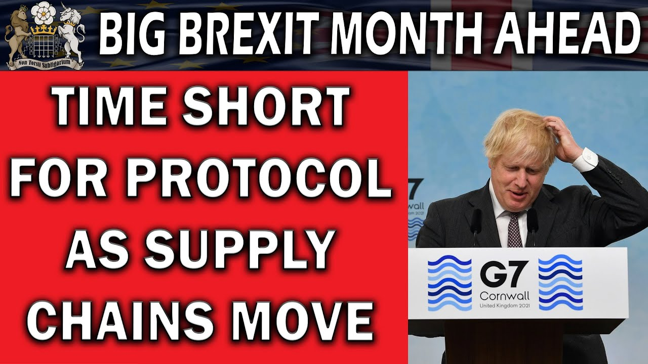 Big Month for Brexit Protocol in August