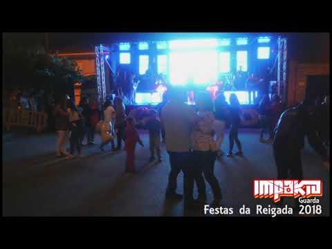 Banda Impakto - Guarda - Festa da Reigada Parte 1
