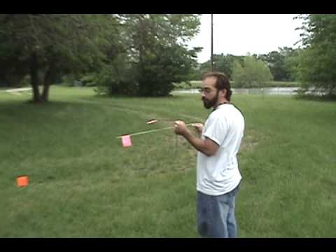 WATER DOWSING Interviews - College Science Project - Hydrology