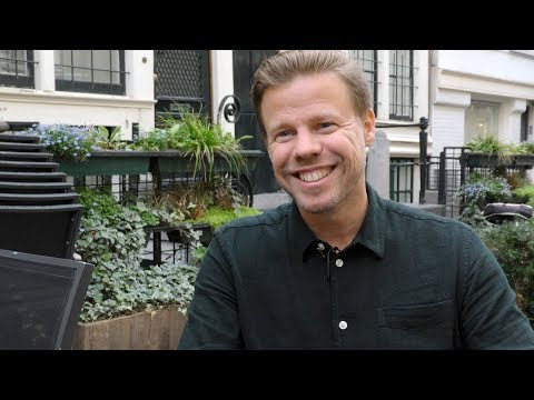 Ferry Corsten interview @ADE17 (part 1)
