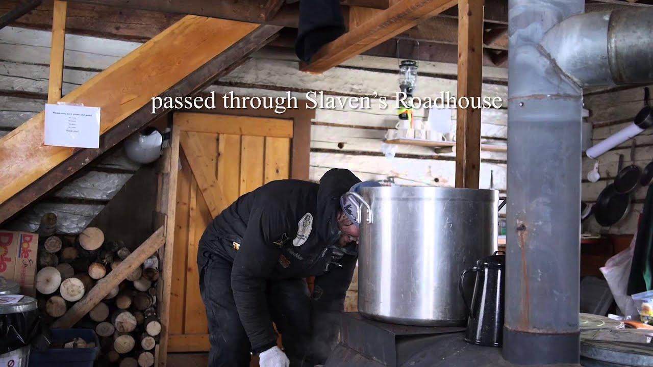 2015 Yukon Quest at Slaven's Roadhouse