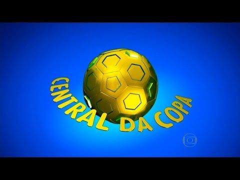 Vinheta Globo: Central da Copa (Copa do Mundo 2014 - Brasil)