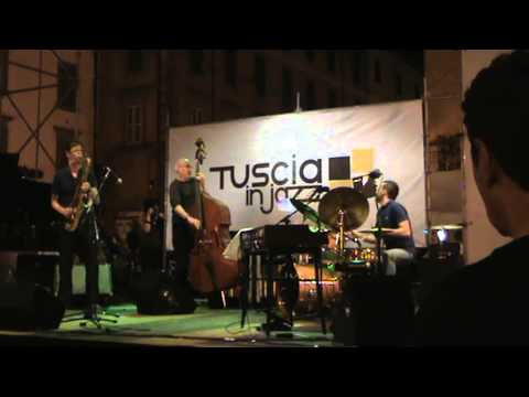 Donny McCaslin/Scott Colley/Francesco Ciniglio, Live @ Tuscia in Jazz 2012 (Italy)