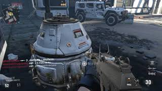 call of duty advanced warfare online gameplay (ps3)