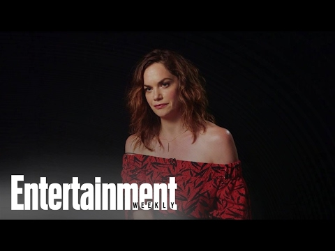 I Am The Pretty Thing That Lives In The House: Ruth Wilson & More On The Film | Entertainment Weekly