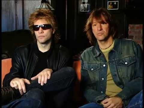 Bon Jovi - On Tour/Making Crush